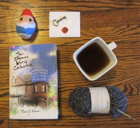 DWC Glamor Gnome Letter Tea Yarn.JPG